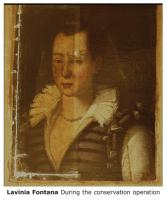 Lavinia Fontana, Portrait of a Gentlewoman