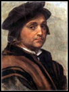 The images attributed to Agostino Tassi, Wikipedia page leads to the site https://virginiaburges.files.wordpress.com/2016/08/agostino-tassi-self-portrait.jpg?w=676.